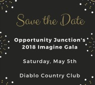 Save the date for 2018 Gala, May 5