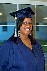 Alumni Council member Shaunette Buchanan
